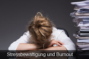 Burnout Therapie